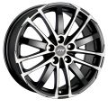 ATS X-Treme 7,5x16 5x112 ET37 70,1 Racing Black Front Polished