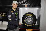 Кен Блок опробует шины Pirelli на Ралли Испании